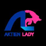 Logo von Aktien Lady by Roberta Schmieder