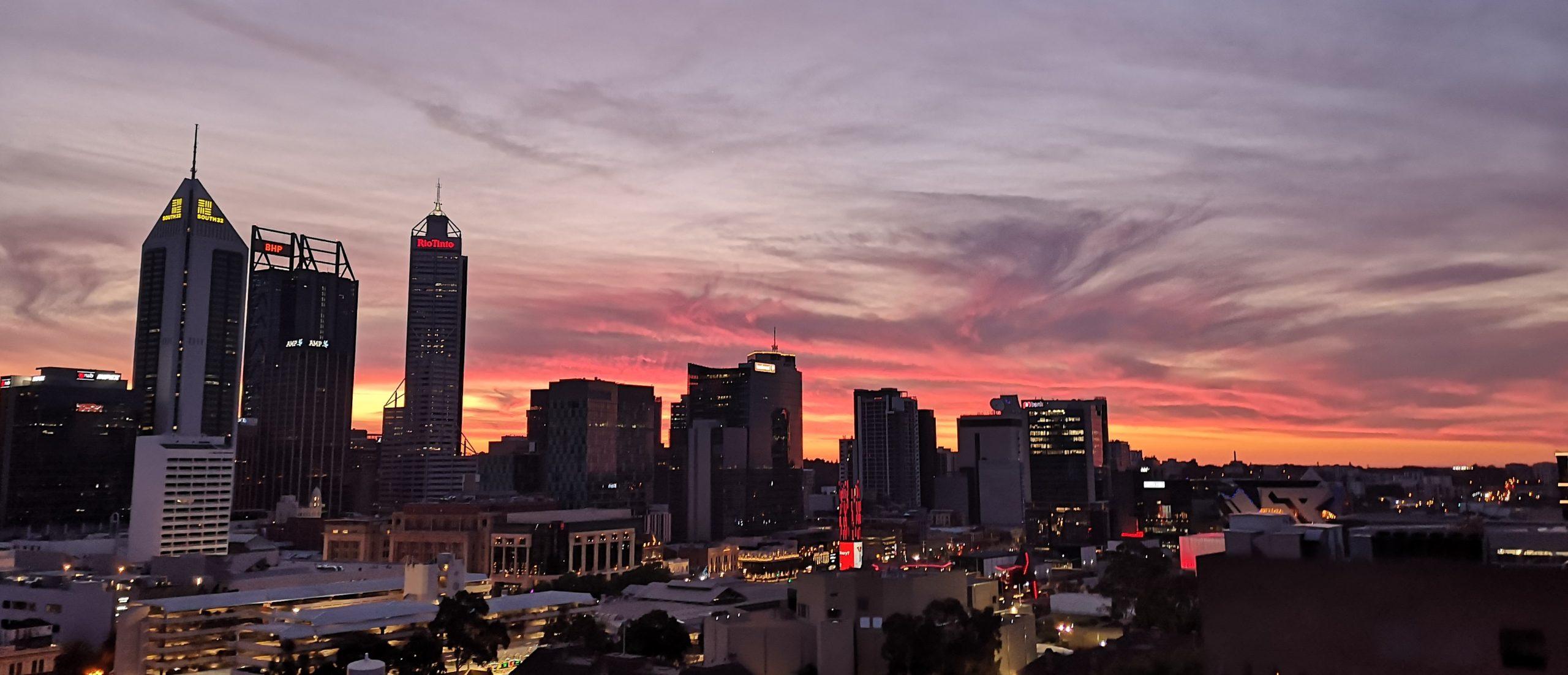 Perth_skyline_idee_Börsenkurs
