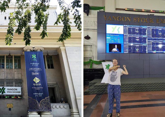 Yangon Börse